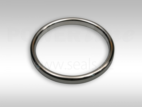 RTJ metallic gasket rings